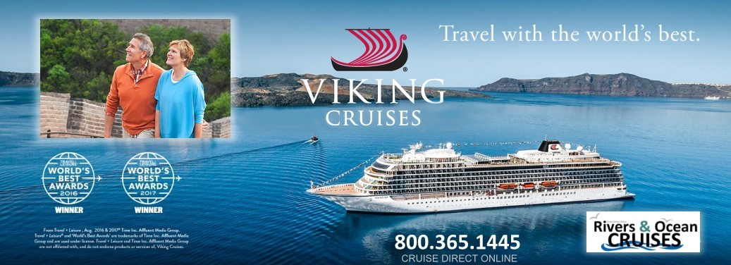 Travel With The World's Best - Viking Cruises